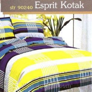 Ellenov Sprei Set Anti Air Merah Uk 120 X 200 X 30 Cm bed cover set esprit kotak uk 160 t 25cm