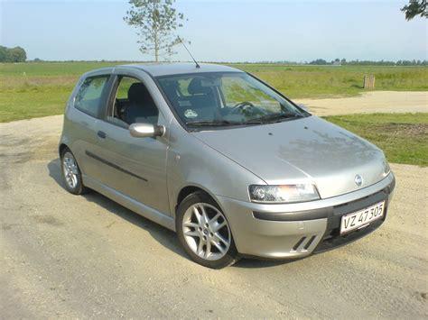 2002 Fiat Punto Pictures Cargurus