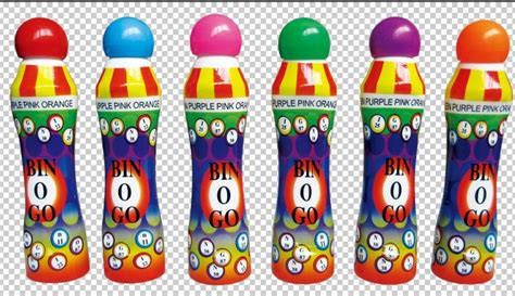 soft bottle filled with washable ink 88ml bingo dauber 6 color ink empty bottle welcome ch 2803