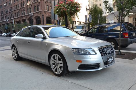 2008 Audi S6 For Sale by 2008 Audi S6 Quattro Stock L093bb For Sale Near Chicago