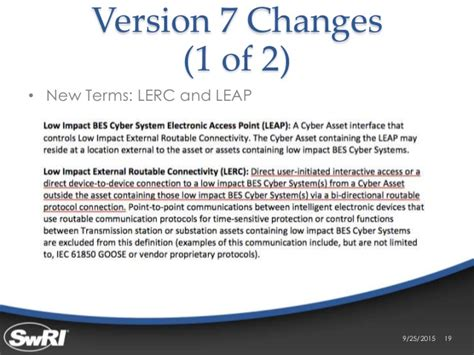 introduction to nerc cip version 5 power magazine nerc cip version 5 and beyond compliance and the vendor