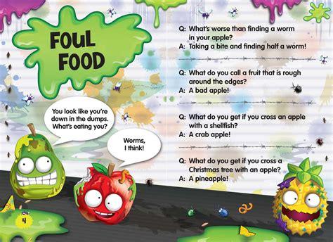 The Grossery Gang Gross Jokes Book By Buzzpop