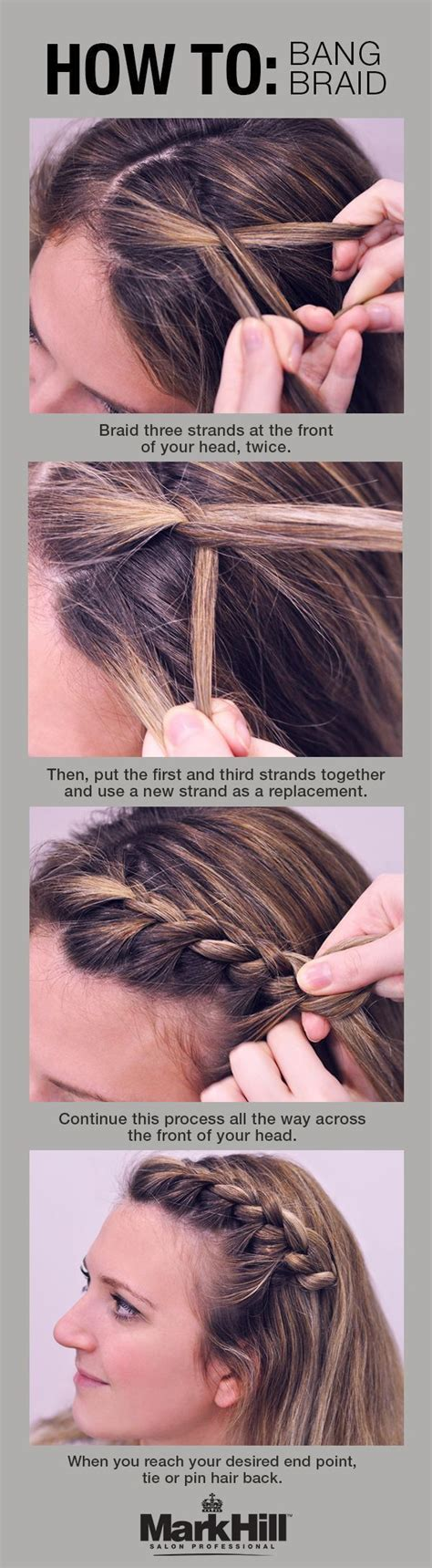 Easy Hairstyles For Medium Hair Images by Easy To Do Hairstyles For Medium Length Hair