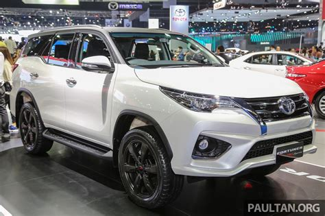 Garnish Fogl All New Pajero 2013 gallery toyota fortuner trd sportivo at bims 2016
