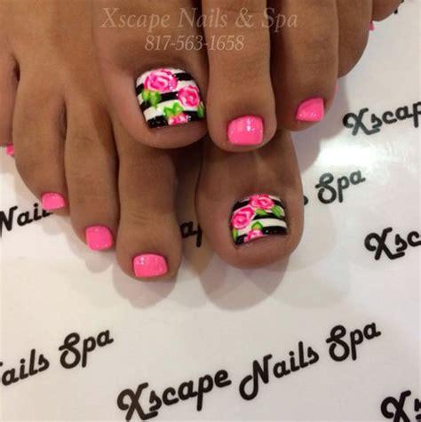 alluring toe nail designs nail designs 2015 image gallery toe designs
