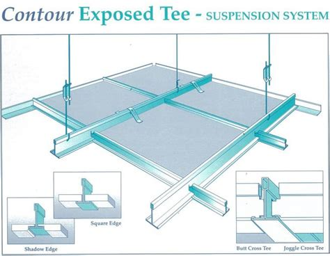 tee section t grid for suspended ceilings xuereb installations ltd