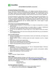 Banking Sample Resume mergers and inquisitions resume template themesclub net