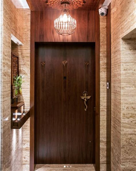 How To Decorate Main Entrance Door