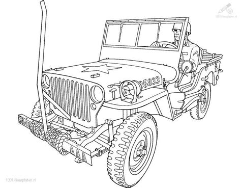 coloring page of a jeep lifted jeep wrangler coloring page coloring pages