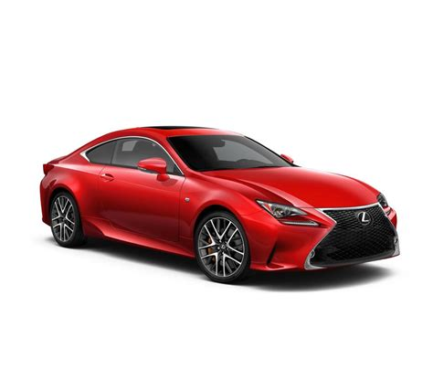 2017 lexus rc 200t 2017 lexus rc turbo 200t in infrared for sale in ca