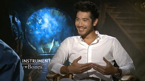 godfrey gao the mortal instruments the mortal instruments city of bones godfrey gao interview