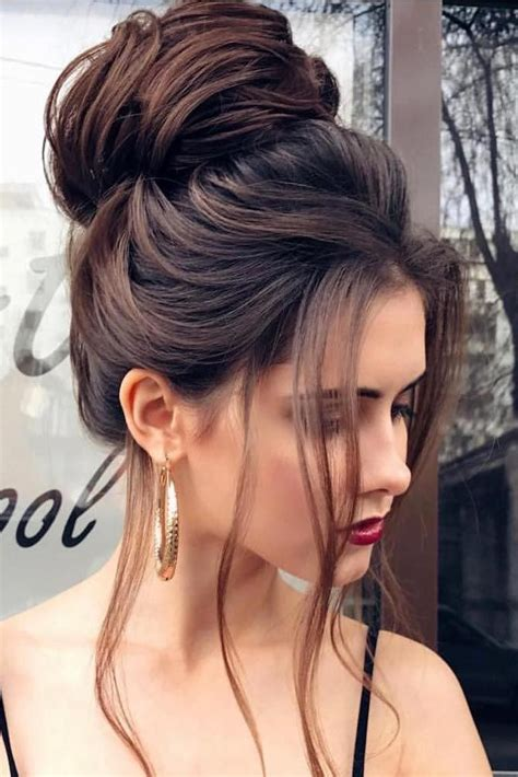 hairstyles for party bun best 25 bun hairstyles ideas on pinterest buns messy