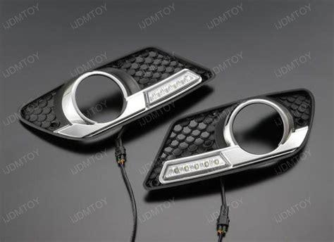 2010 mercedes c300 fog light mercedes w204 c300 c350 sports package led daytime running