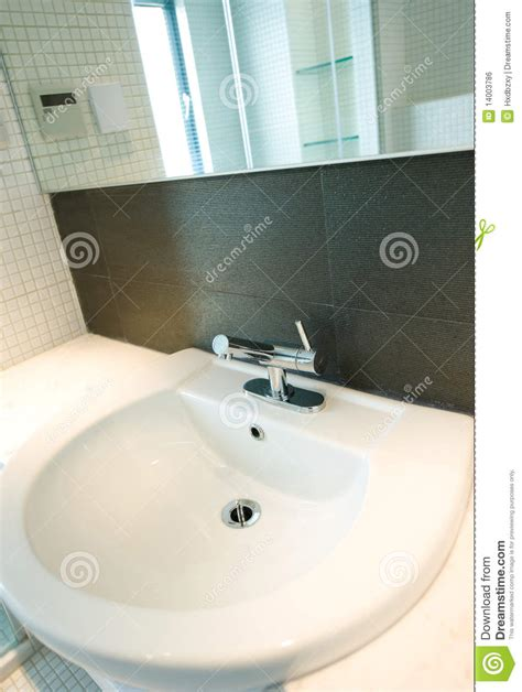 bathroom sink with mirror bathroom sink and mirror royalty free stock image image