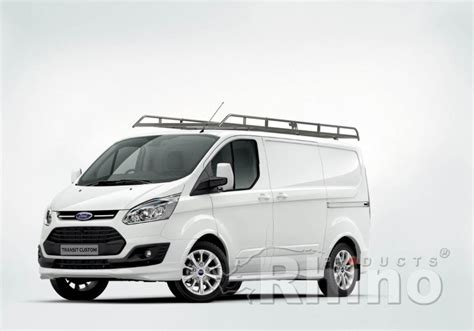 New Ford Transit Roof Rack by Ford Transit Custom Rhino Roof Rack Lwb Low Roof