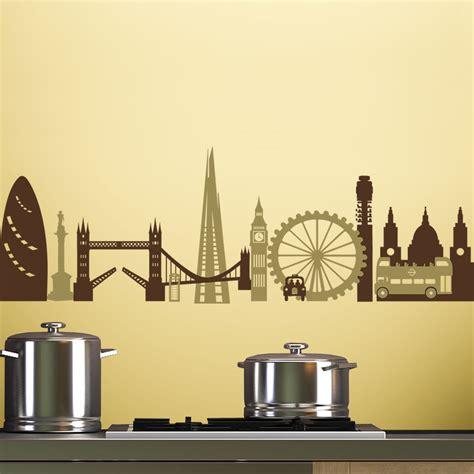 London Wall Art Stickers london wall art stickers home city london wall sticker