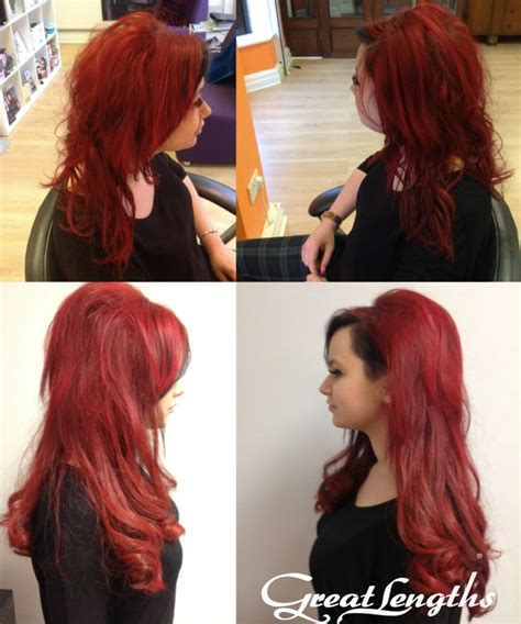 hair extensions in peterborough gorgeous hair transformation using great lengths hair