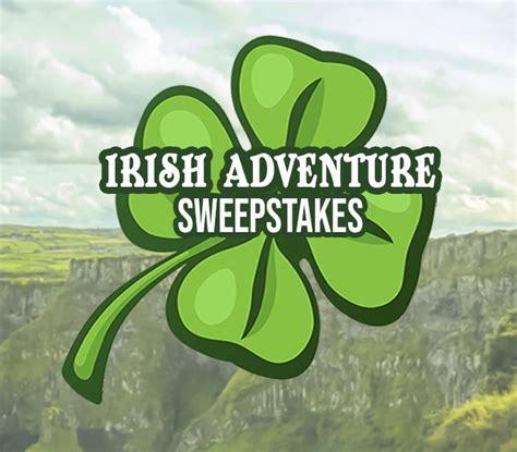 ireland adventure sweepstakes