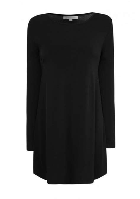 black long sleeve swing dress black long sleeve swing dress happiness boutique