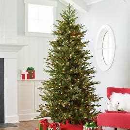 grandin roadtrees christmas artificial un lit noblis fir artificial tree grandin road