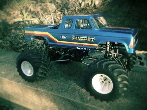 original bigfoot monster truck toy bigfoot monster truck quotes