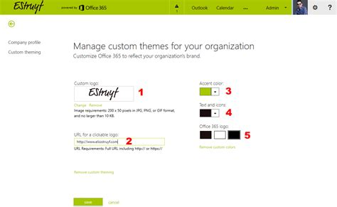 Change Office 365 Portal Theme How To Apply A New Suite Bar Theme On Your Office 365