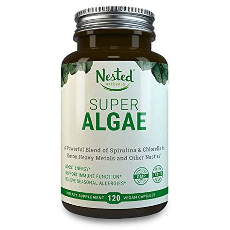 Carnival Cruise Algae Detox Pills by Best Chlorella Herbal Supplements Gistgear