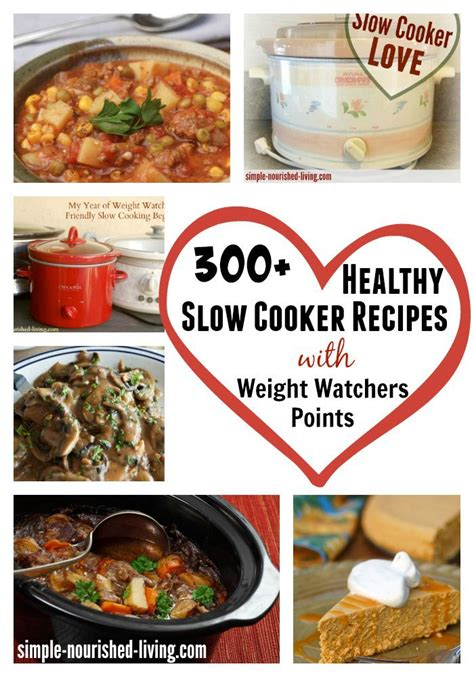 cooker cookbook healthy crock pot recipes with smart points for rapid weight loss books 497 best images about weight watchers crock pot recipes