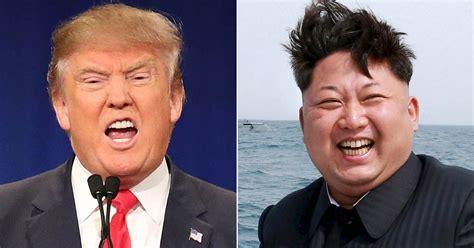 donald trump and kim jong un missile at any time n korea we ll shoot down us
