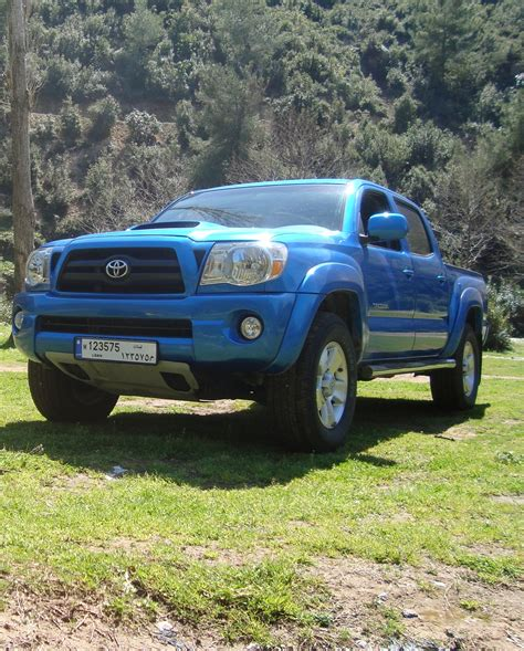Toyota Trd For Sale Lebanonoffroad For Sale Toyota Tacoma Trd 2007