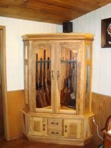 Gun Curio Cabinet Plans 1000 Id 233 Es Sur Le Th 232 Me Armoires Cach 233 Es D Armes 192 Feu Sur