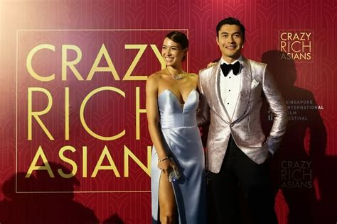 d liv lo hashtag the real crazy rich asians at the singapore