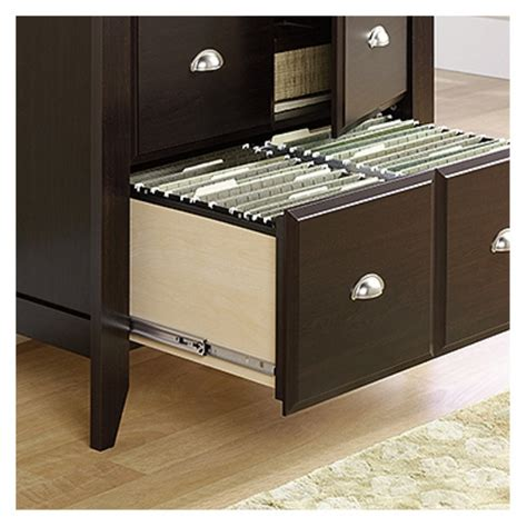 Sauder Shoal Creek File Cabinet by Sauder Shoal Creek Lateral File Cabinet By Sauder At Mills