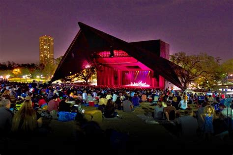 Miller Out Door Theater by Miller Outdoor Theatre Houston A List