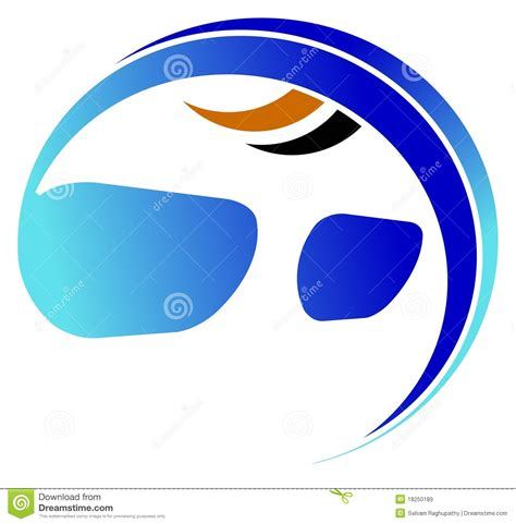 eyeglasses logo royalty free stock images image 18250189