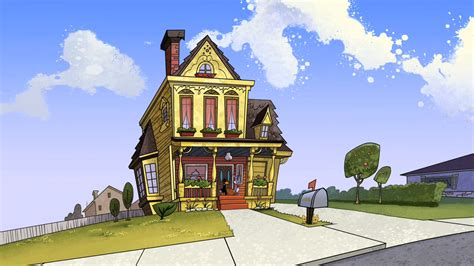 Show The House To The House S Mansion The Looney Tunes Show Wiki Fandom
