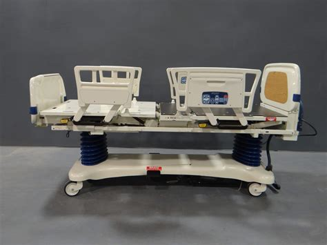 stryker bed stryker 2040 motorized icu critical care bed piedmont