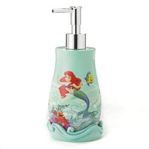 Fun Trendy And Georgeious Little Mermaid Bathroom Decor Mermaid Bathroom Accessories