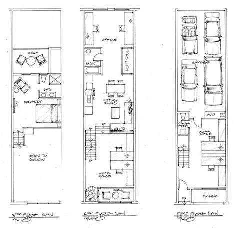 Live Work Floor Plans | la live work lofts melrose lofts floor plans