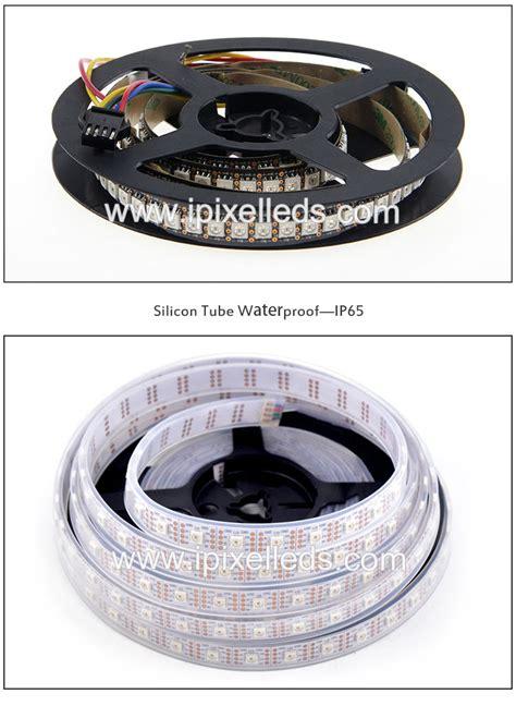 Dmx Silicone Green 6 120 high quality 30 60 144 leds per meter apa102 rgb w led