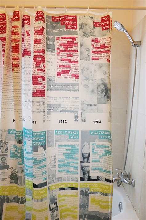 typography shower curtain typography timeline decorated shower curtain on behance