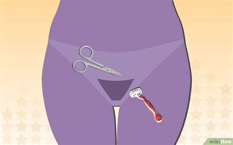 photos of how to trim pubic hair for women de schaamstreek trimmen wikihow