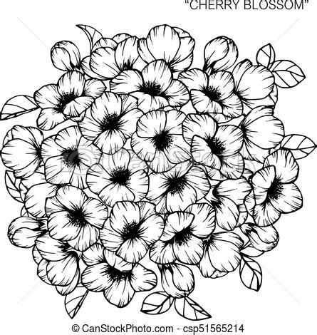 clipart fiore mazzolino fiore fiori drawing ciliegia