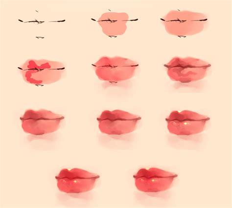 kiss lips tutorial kiss kiss by agent lapin d6ri97n png 905 215 811 amazing