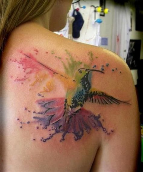 45 rainbow tattoos for the colourful you