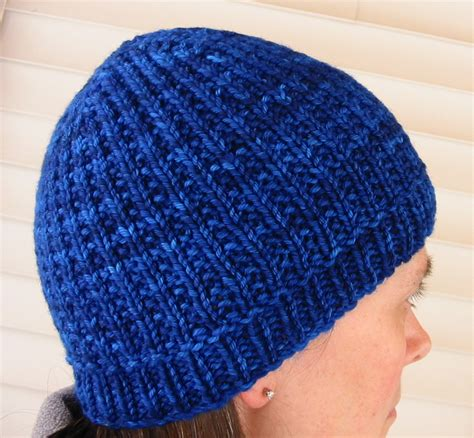 knitting patterns for hats knit knit two new hat patterns