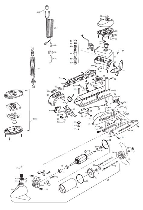 minn kota diagram minn kota riptide 70 sp powerdrive parts 2015 from