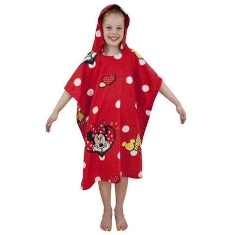 decke fleece minnie mouse poncho disney kinder fleece decke neu ovp