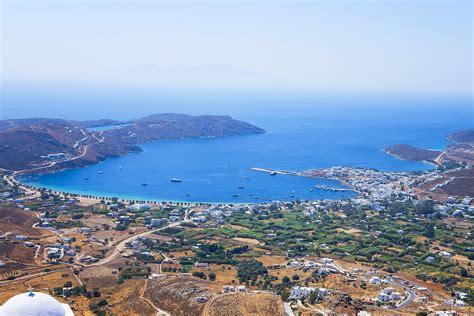 lade ad acqua vacanze a serifos discover greece