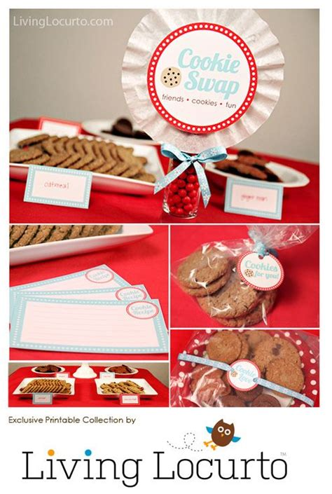 card exchange ideas 208 best cookie exchange ideas images on